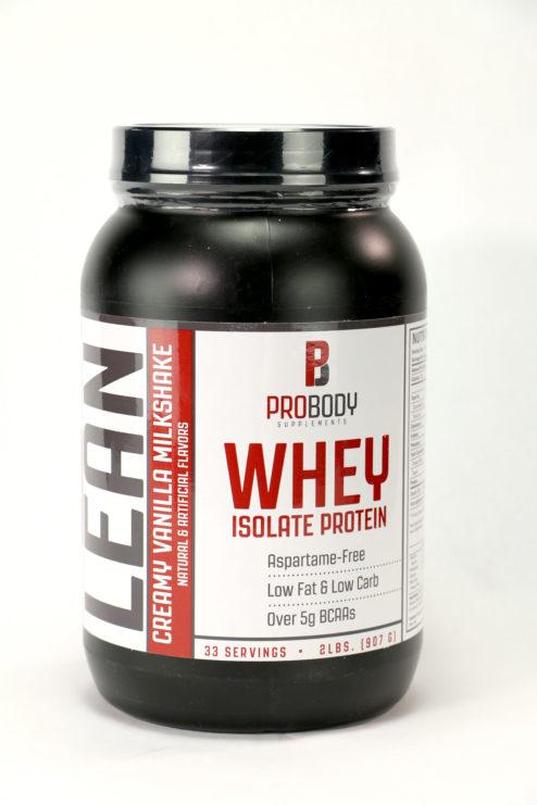 WheyIsolateProtein